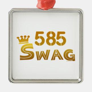 Swag de 585 Nueva York Adorno De Reyes