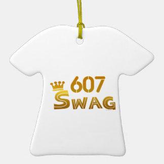 Swag de 607 Nueva York Ornamentos Para Reyes Magos