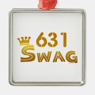 Swag de 631 Nueva York Ornamento Para Arbol De Navidad