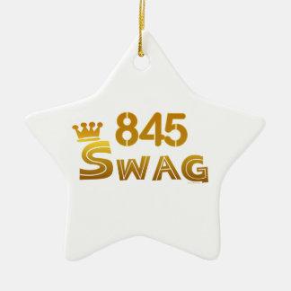Swag de 845 Nueva York Ornaments Para Arbol De Navidad