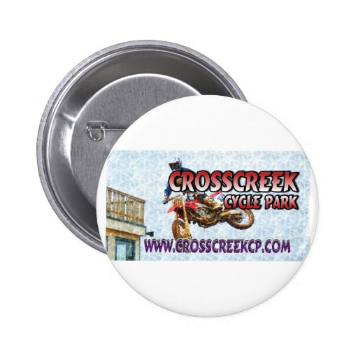 Swag de CrossCreek Pin Redondo 5 Cm