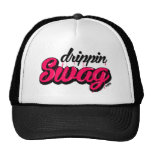 Swag de Drippin (rosa) Gorra