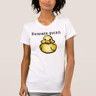 Swag de encargo del verano de Africankoko Camiseta