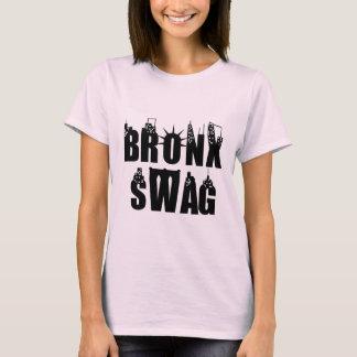 Swag de la ciudad de Bronx Playera