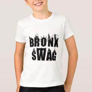 Swag de la ciudad de Bronx Polera