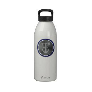 Swag de las empresas de Collins -- ningún texto Botella De Agua Reutilizable