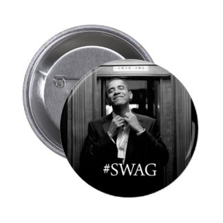 Swag de Obama Pin Redondo 5 Cm