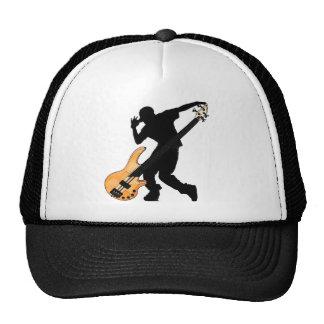 Swag del bajista gorras de camionero