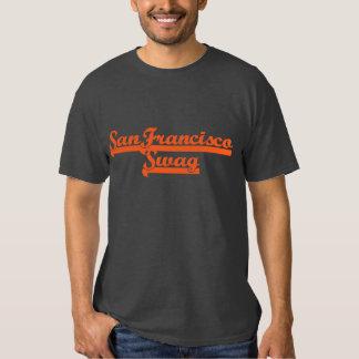 Swag del equipo de San Francisco Playera