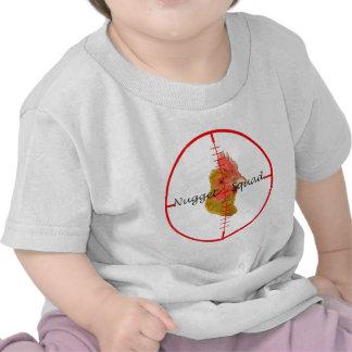 SWAG del pelotón de la pepita Camisetas