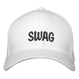 Swag Embroidered Baseball Hat