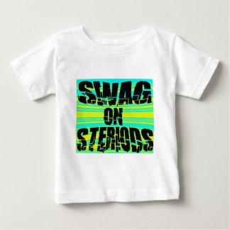 Swag en Steriods -- Camiseta Playeras