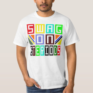 Swag en Steriods -- Camiseta Polera