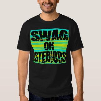 Swag en Steriods -- Camiseta Poleras