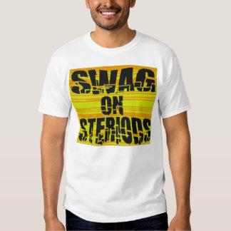 Swag en Steriods -- Camiseta Remeras