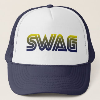 Swag for teen and men trucker hat
