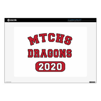 """Swag for the Class of 2020 15"""" Laptop Skin"""