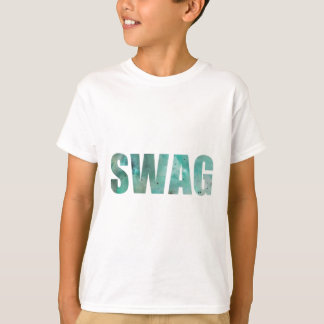 Swag Galaxy Youth T-Shirt - White
