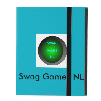 Swag Games Netherlands ipad hoesje iPad Case