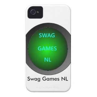 Swag Games Netherlands iphone 4 hoesje Case-Mate iPhone 4 Case