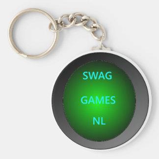 Swag Games Netherlands key-ring Keychain