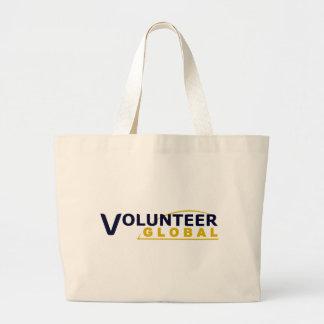 ¡Swag global voluntario! Bolsa