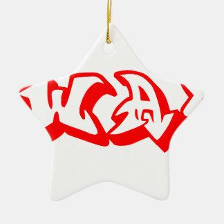 swag-graf-3d-red.png adorno navideño de cerámica en forma de estrella