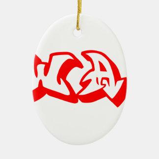 swag-graf-3d-red.png adorno navideño ovalado de cerámica