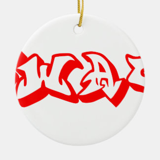 swag-graf-3d-red.png adorno navideño redondo de cerámica
