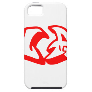 swag-graf-3d-red.png iPhone SE/5/5s case
