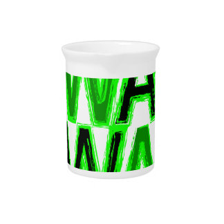 Swag - Green Beverage Pitchers
