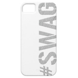 #SWAG Hashtag Case iPhone 5 Cases