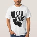 ¡Swag Homie de Cali! Poleras