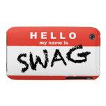 SWAG iPhone 3 Case Mate