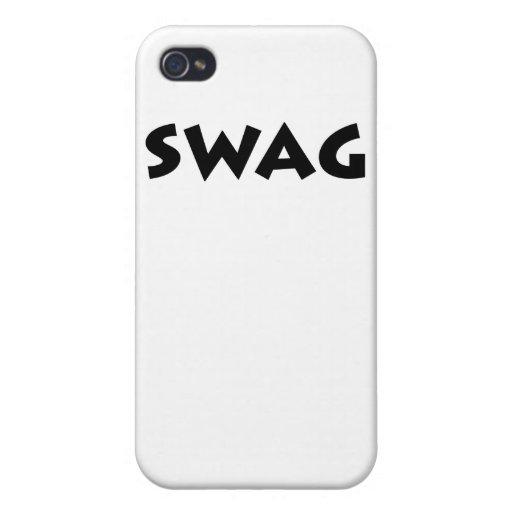 Swag iPhone 4 Cárcasa