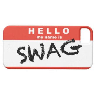 SWAG - iPhone 5 Case Mate