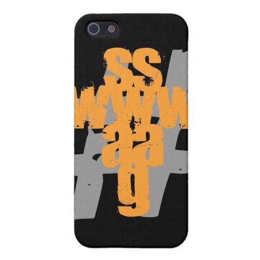 swag iPhone 5 fundas
