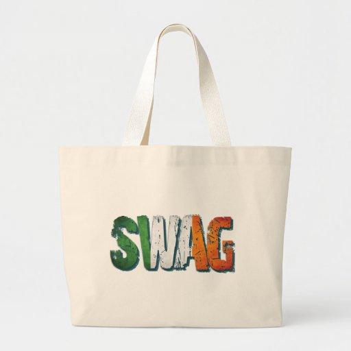 Swag irlandés bolsas