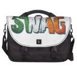 Swag irlandés bolsas de portatil