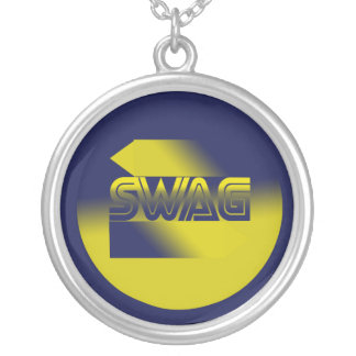 Swag Personalized Necklace
