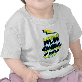 Swag New City - NYC Typo - Camisetas
