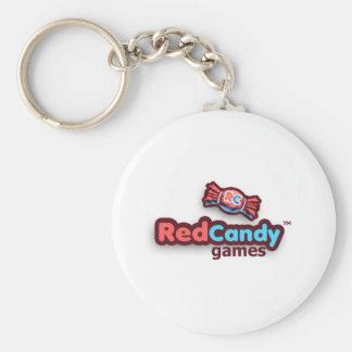 Swag oficial de los juegos de RedCandy Llaveros Personalizados