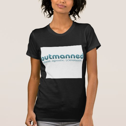 SWAG OUTMANNED CAMISETAS