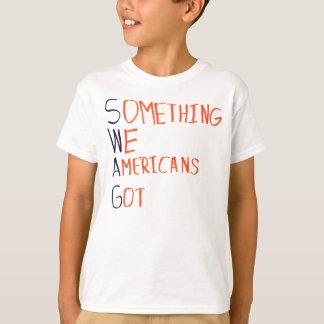 SWAG por Carson_orange Camisas