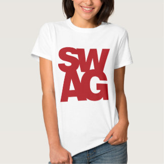 Swag - Red Tee Shirt