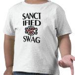 Swag santificado camiseta