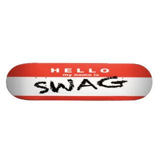 SWAG Skateboard