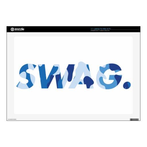 Swag Skins Para 43,2cm Portátil