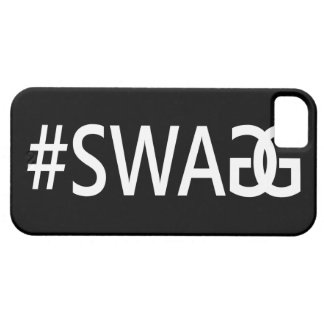 #SWAG / SWAGG Funny & Cool Quotes, Trendy Hash Tag iPhone 5 Cover