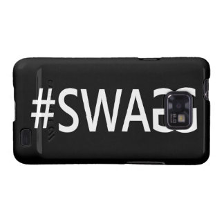 #SWAG / SWAGG Funny, Trendy, Cool Internet Quote Galaxy S2 Cover
